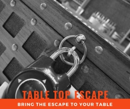 Copy of Table Tope Escape
